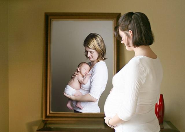 какие ощущения при первых шевелениях ребенка можно ощутить